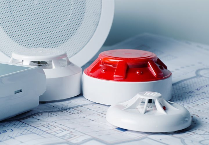 fire alarm installers in london