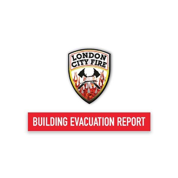 Building Evacuation Report