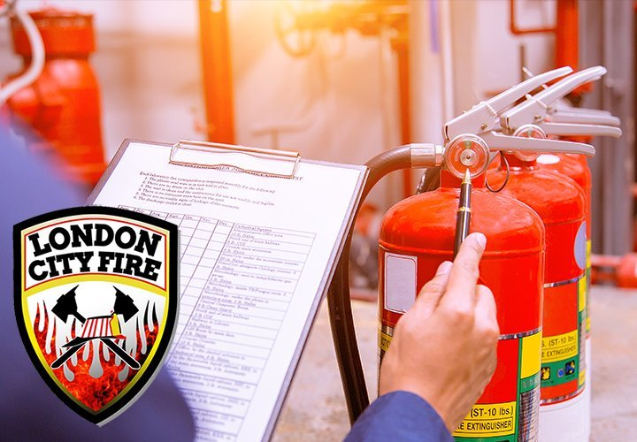 Fire Extinguisher Service and Maintenance