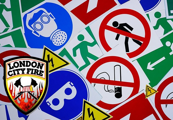 Fire Safety Signs online