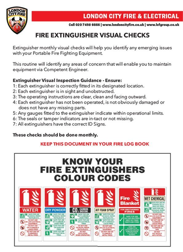 How-to-do-a-visual-insection-on-a-fire-extinguisher-London-City-Fire