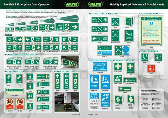 Safety Signs Supplier London