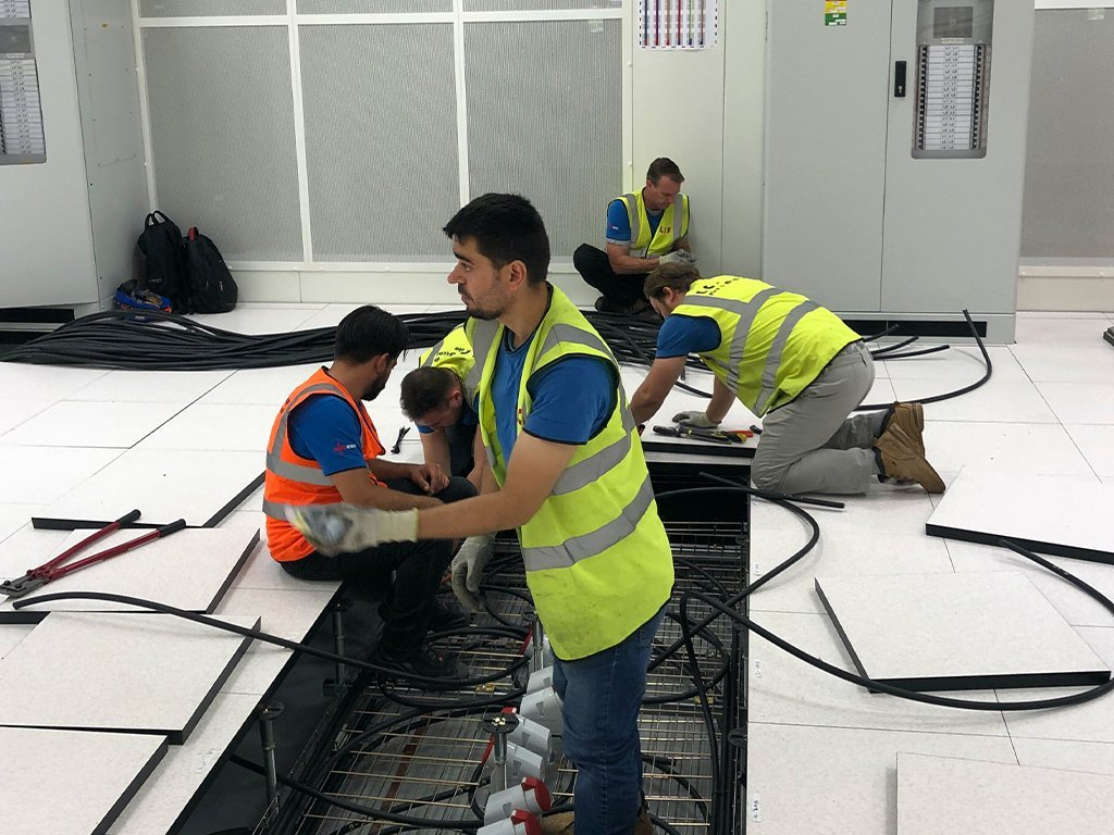 3 residential electrical contractor london