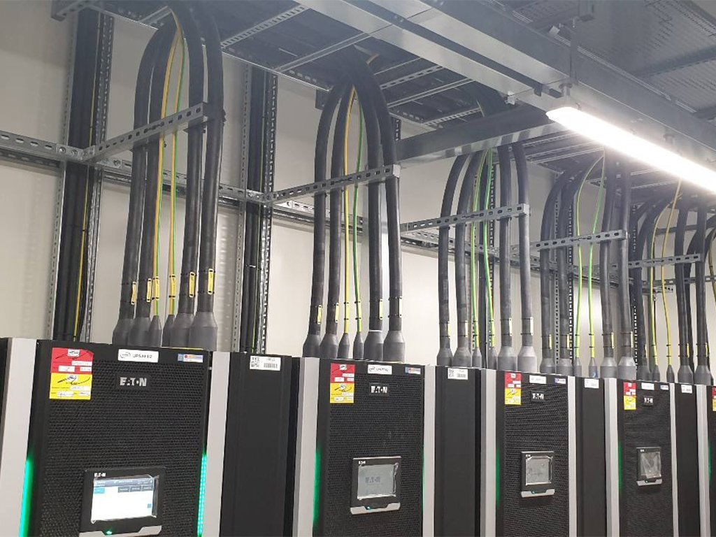 9 data centre build out commercial electrical contractor london