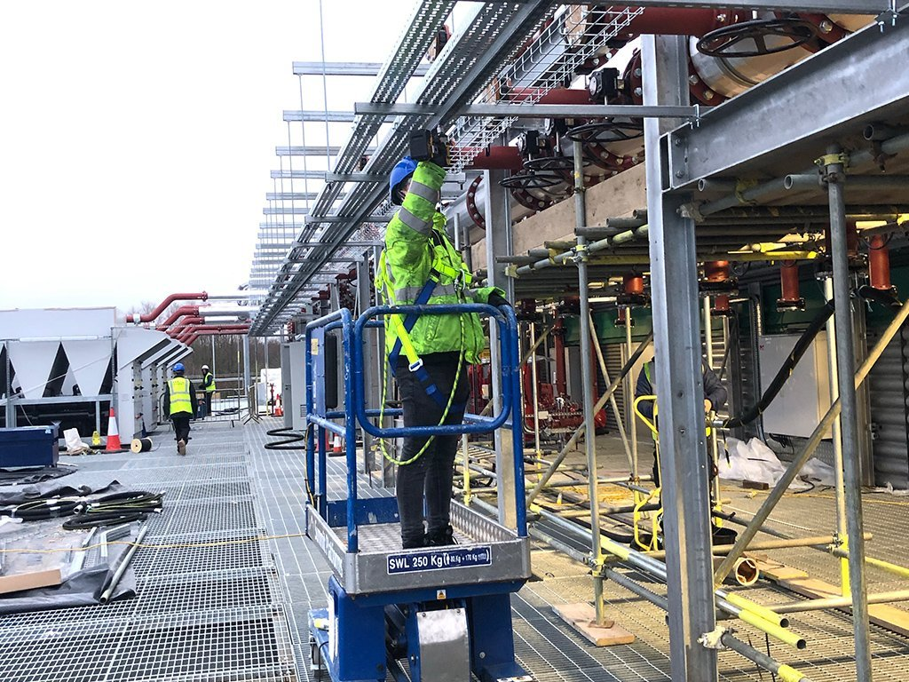 commercial electrical contractor london
