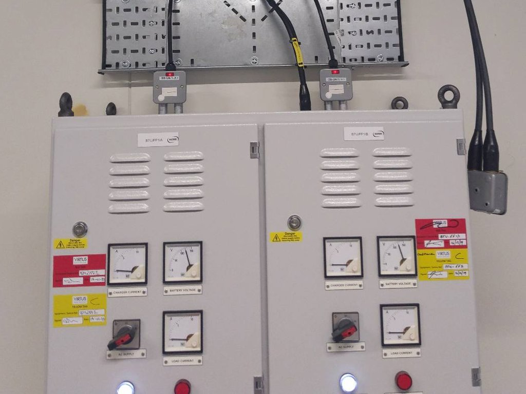 data centre commercial electrical contractor london