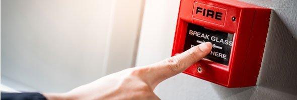 fire alarm installation