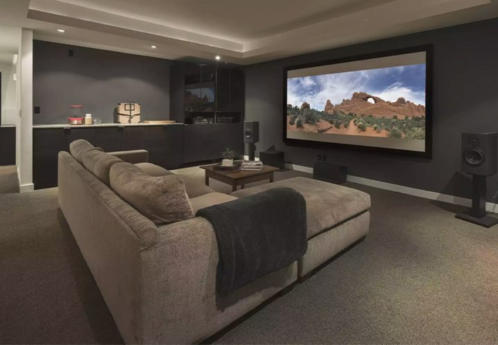 Home Entertainment System Installation London