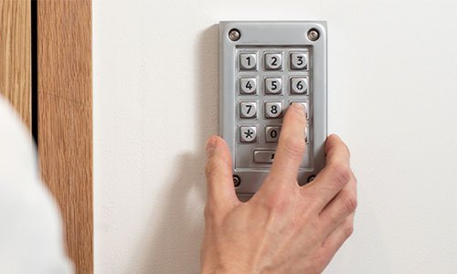 Stand Alone-London-City-Fire-Access-Control-Options