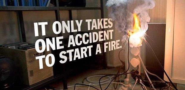 Fire Kills Graphic