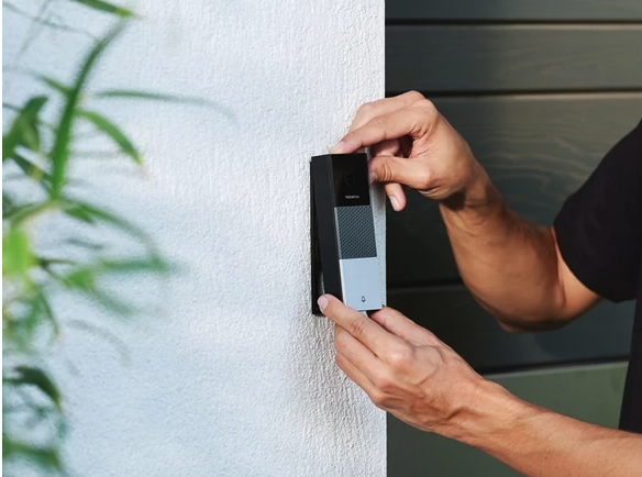 London-City-Fire- smart door bell Instal