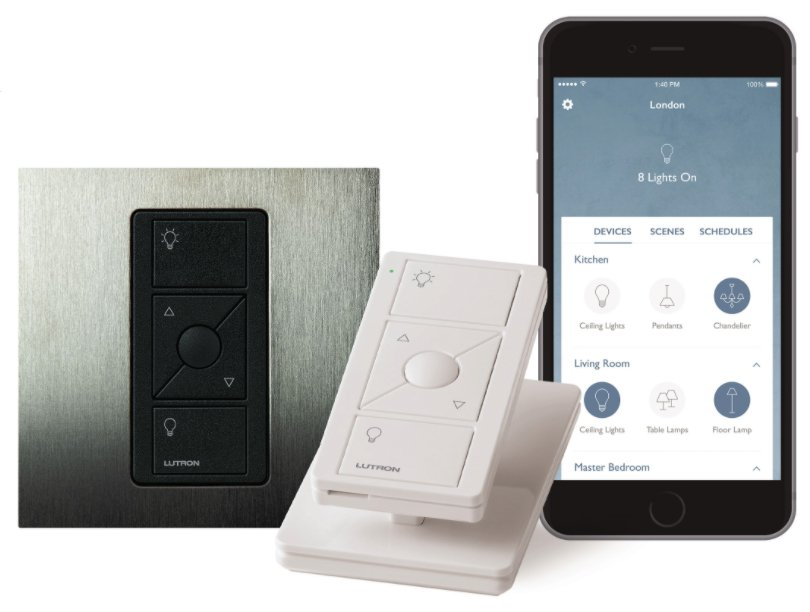 smart light control systems