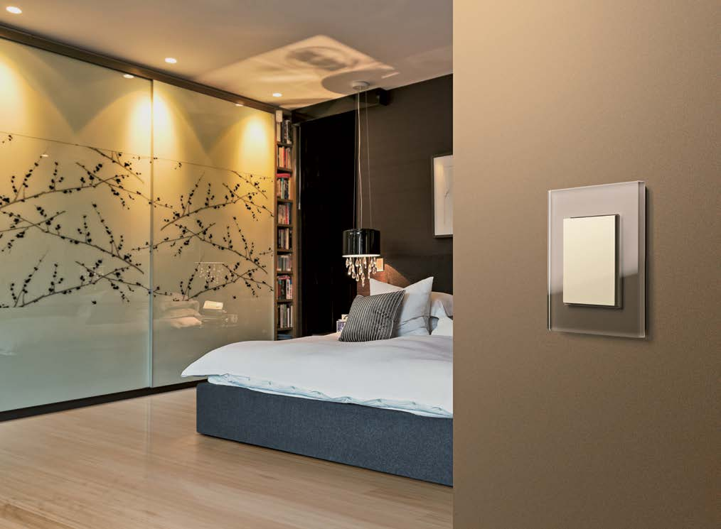 Gira System 3000 Smart Light Switches System