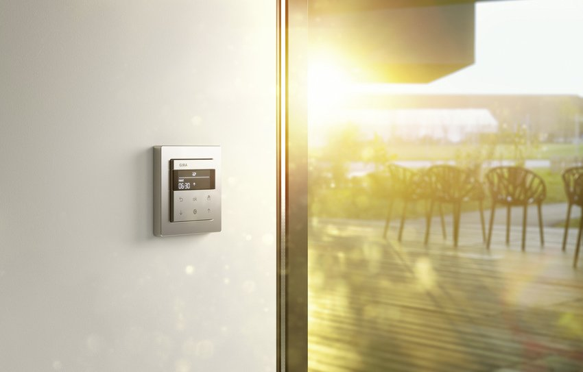 Gira Smart Home interior