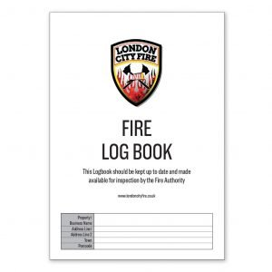 Fire Log Book